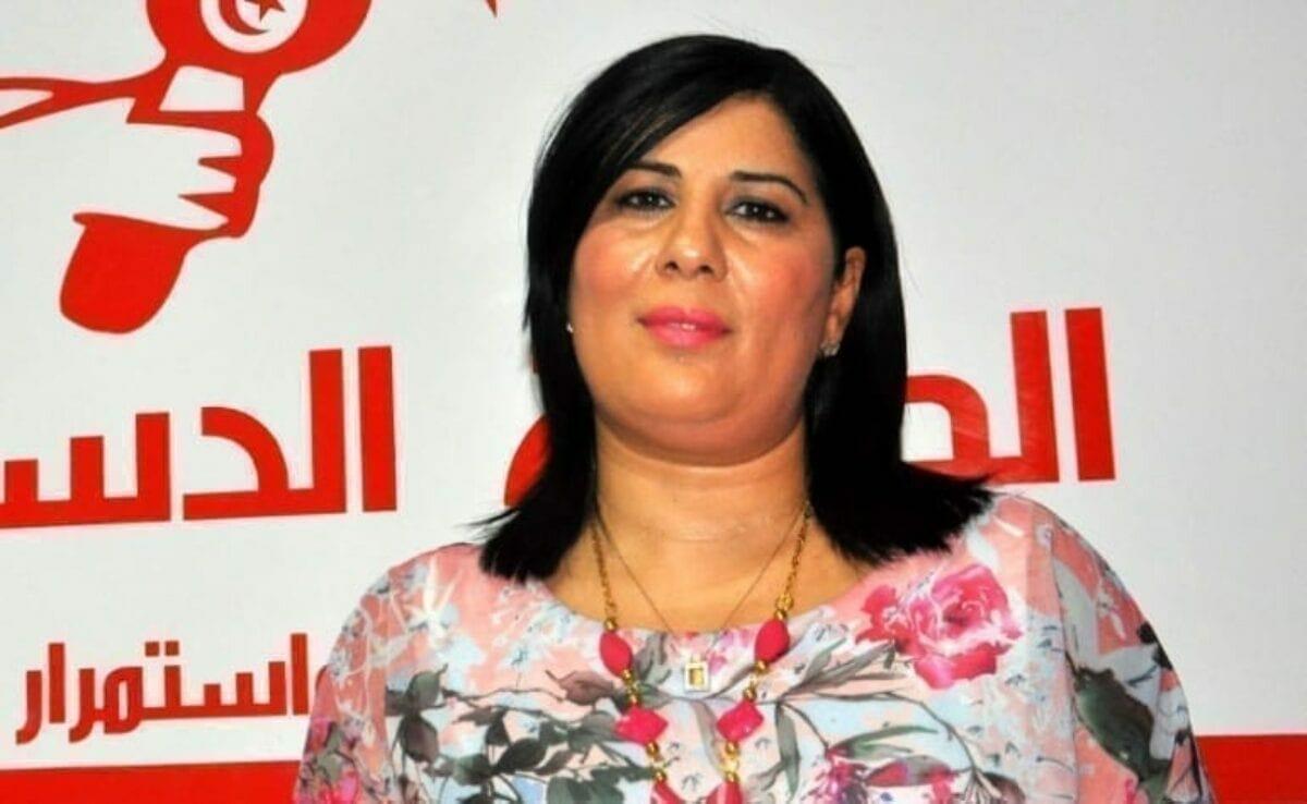 فضيجة جديدة لعبير موسى في تونس