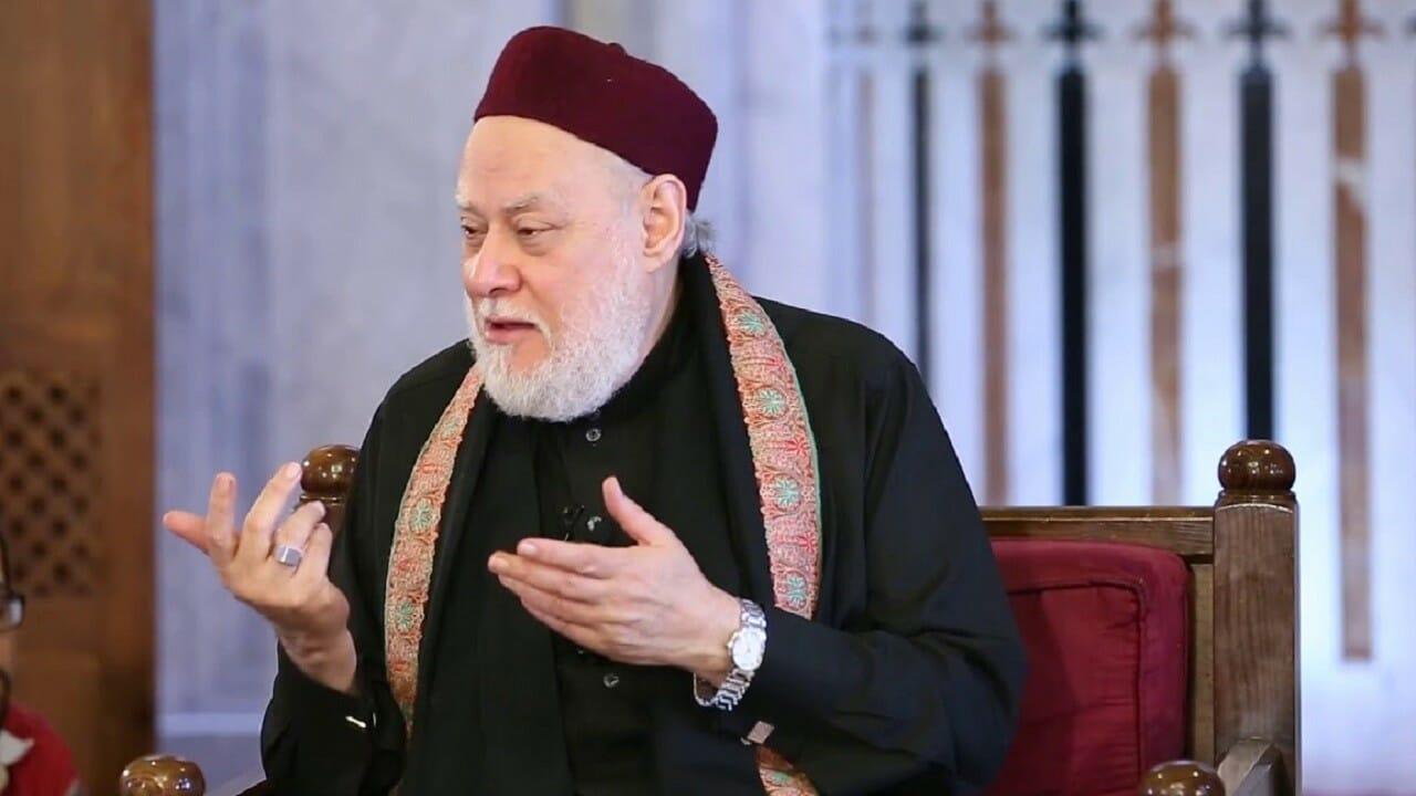 علي جمعة يتحدث الإمام الشاطبي