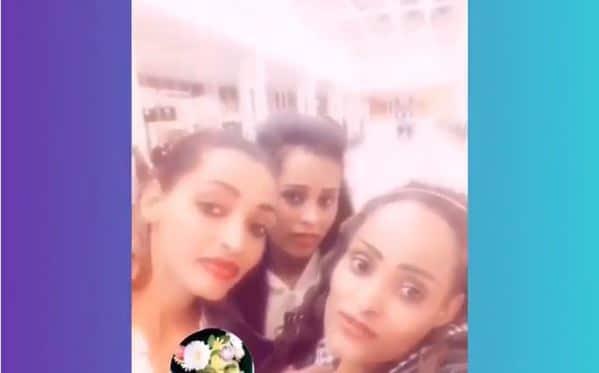 فتيات اثيوبيات عاملات لبنان