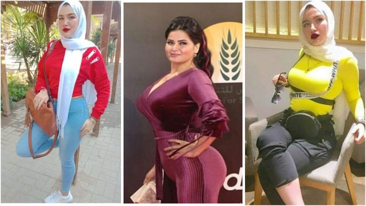 فتيات التيك توك في مصر