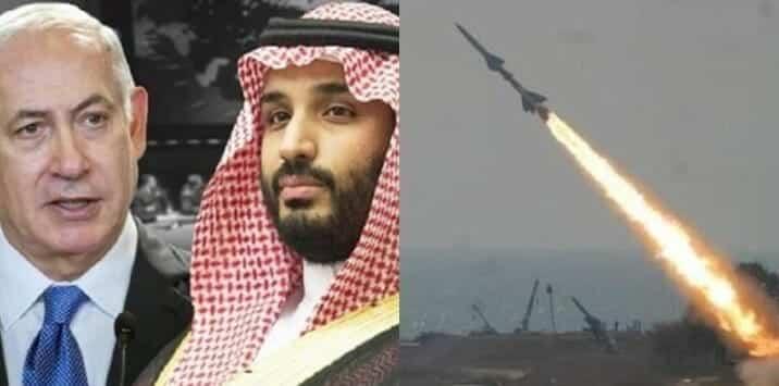 مغرد: قصف الحوثيين محطة أرامكو لتشتيت الاعلام عن اجتماع محمد بن سلمان و نتنياهو في نيوم