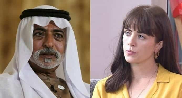 """""""ارتمى عليّ وكان يجبرني على تقبيله"""" .. الشابة البريطانية تواصل فضح وحشية وزير التسامح الإماراتي أثناء اغتصابها"""