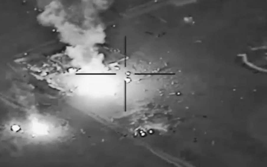 مؤشرات العمل العسكري المحتمل ضد ايران