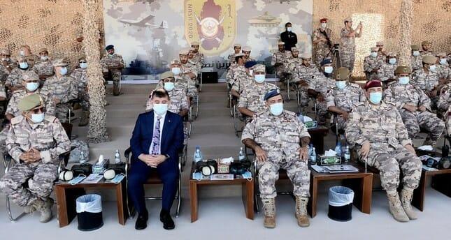 أخبار مزعجة لقادة الحصار من الدوحة وهذا ما اتفق عليه وزير دفاع قطر مع ملحق تركيا العسكري