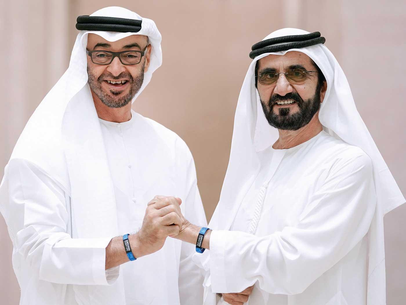 محمد بن زايد ومحمد بن راشد ، الدكتور يوسف خليفة اليوسف- قانون الجنسية
