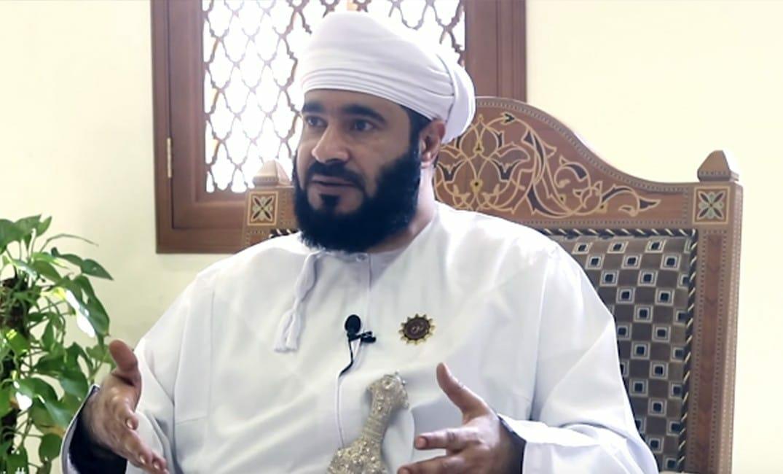 محمد بن سعيد المعمري وكيل وزارة الأوقاف سلطنة عمان