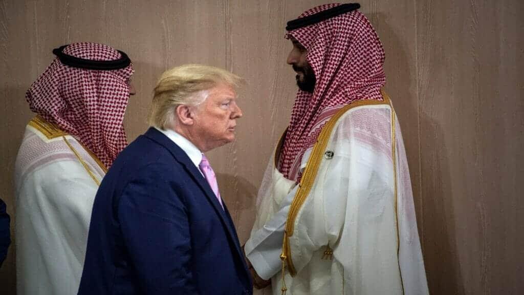 العلاقات الأمريكية السعودية