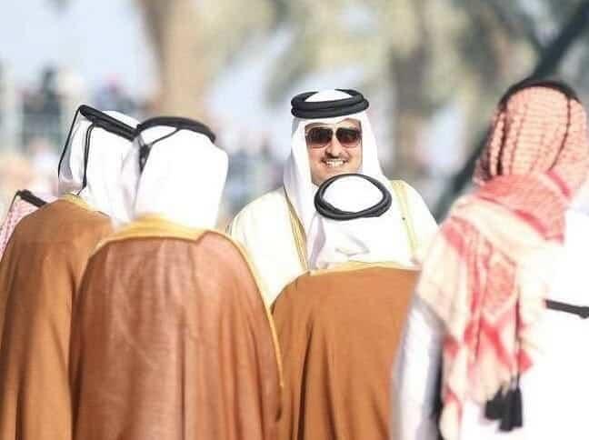 """المطالب الـ13 في سلة القمامة .. محمد بن سلمان مرعوب من """"بايدن"""" ويقدّم له """"هدية"""" لإنهاء حصار قطر"""