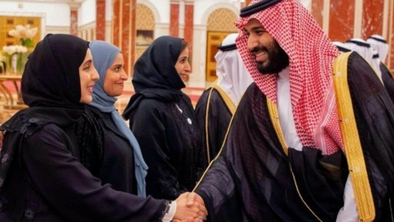 محمد بن سلمان-المعتقلات السعوديات