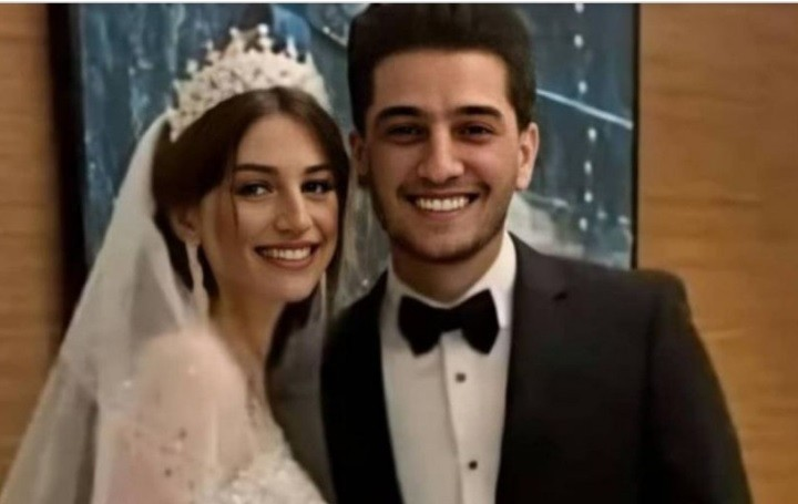 محمد عساف وزوجته