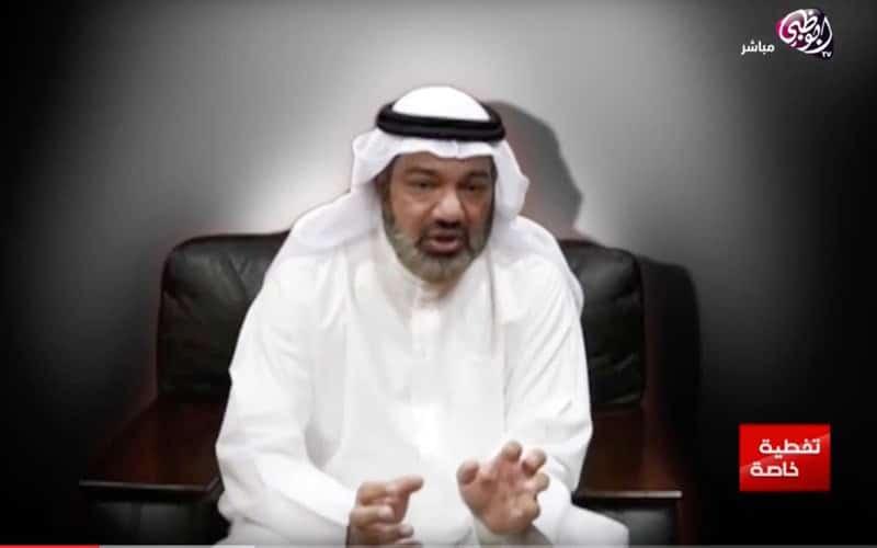 المواطن القطري الدكتور محمود الجيدة