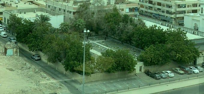 مقبرة جدة