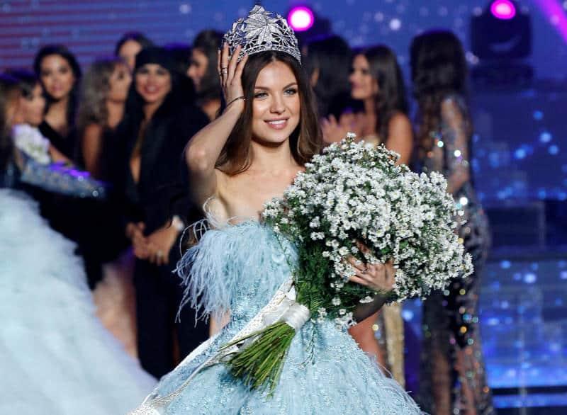 ملكة جمال لبنان-مايا رعيدي