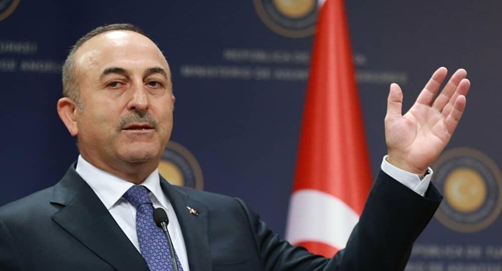 مولود جاويش أوغلو وزير خارجية تركيا
