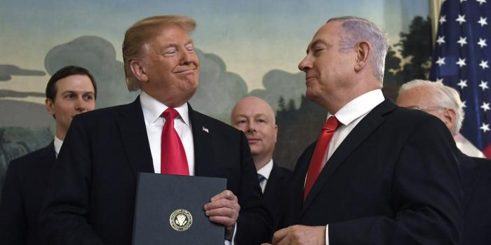 """نتنياهو يستغل """"أبو إيفانكا"""" لصالح إسرائيل و""""خطة"""" جديدة ضد الفلسطينيين قيد التنفيذ"""
