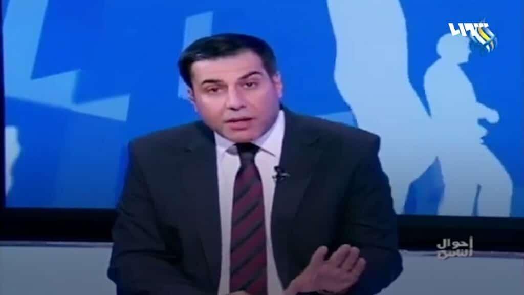 """الأمن والمخابرات """"دافشينو"""".. مذيع بقناة موالية لبشار الأسد يقلب الطاولة ويفجر مفاجأة من العيار الثقيل"""