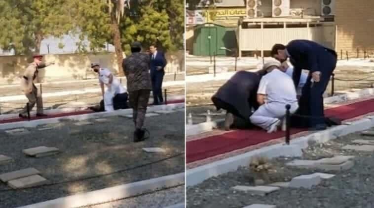 هجوم بالمتفجرات في مقبرة لغير المسلمين بمدينة جدة