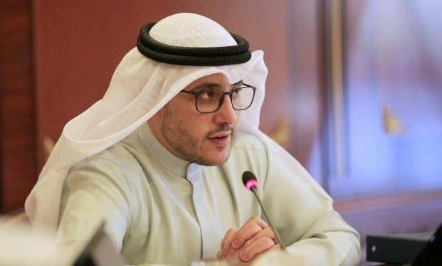 وزير الخارجية الكويتي أحمد الناصر