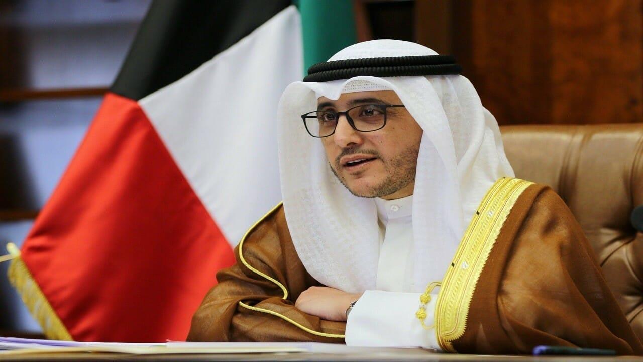 وزير الخارجية الكويتي المصالحة الخليجية