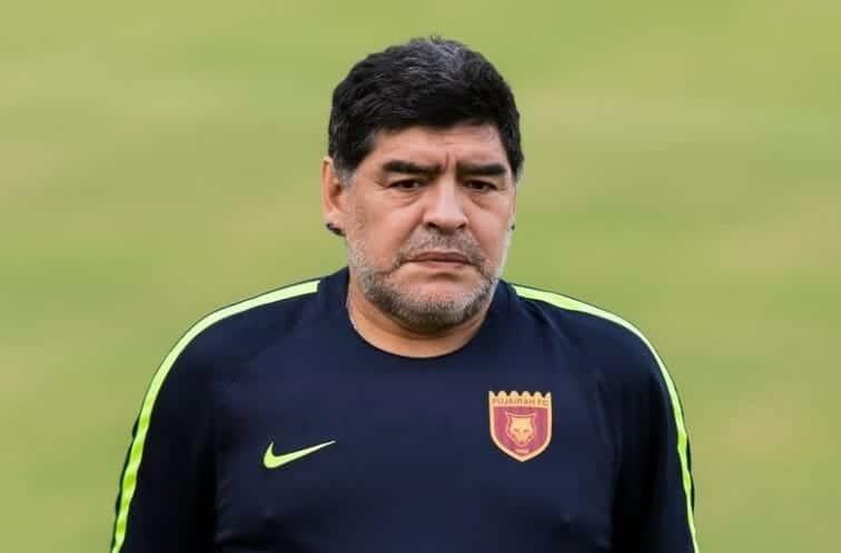 وفاة مارادونا متأثرا بنوبة قلبية