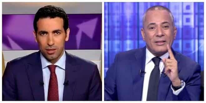 أحمد موسى ومحمد ابو تريكة