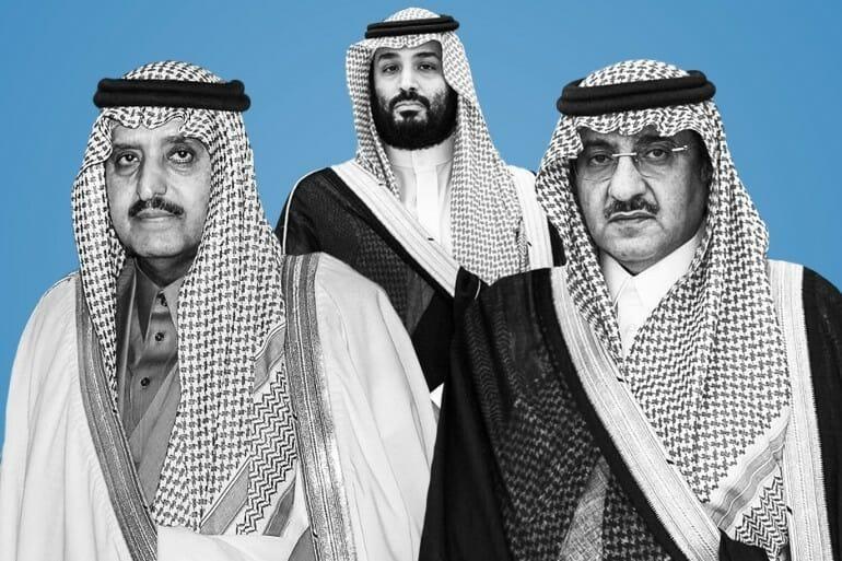أمراء السعودية-محمد بن سلمان