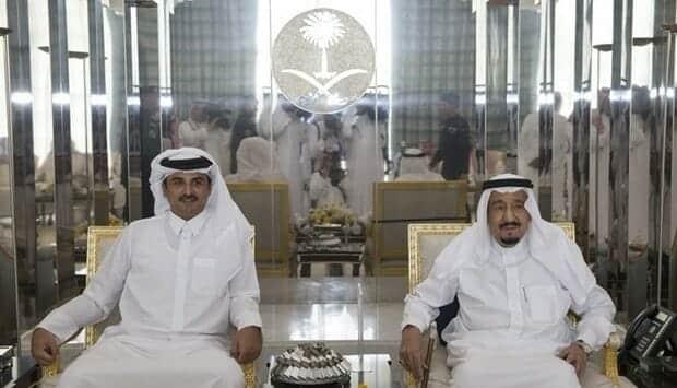 موقع إستخباراتي يكشف: هذا هو شرط أمير قطر الشيخ تميم بن حمد لإنهاء الأزمة الخليجية