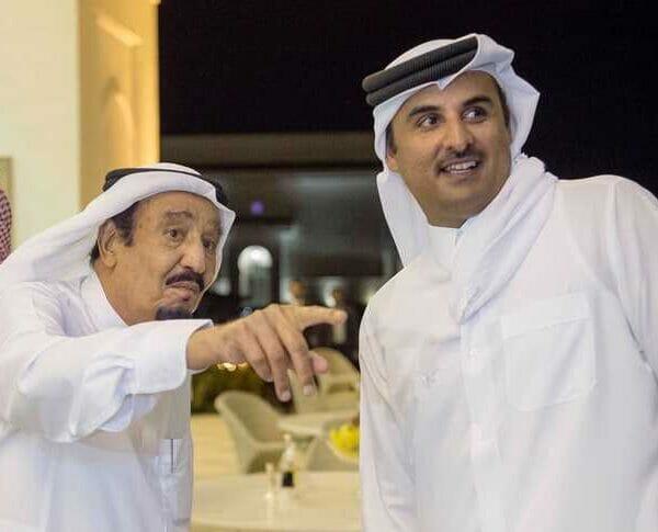 امير قطر قمة مجلس التعاون الخليجي