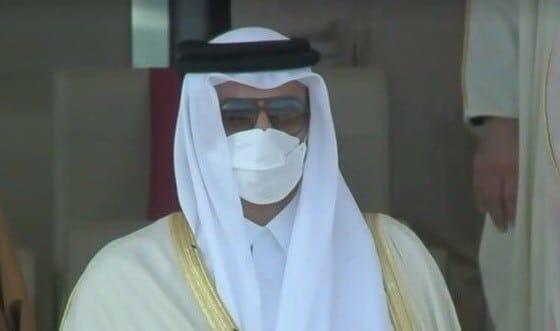 أمير قطر يوجه رسالة للقطريين بمناسبة اليوم الوطني القطري