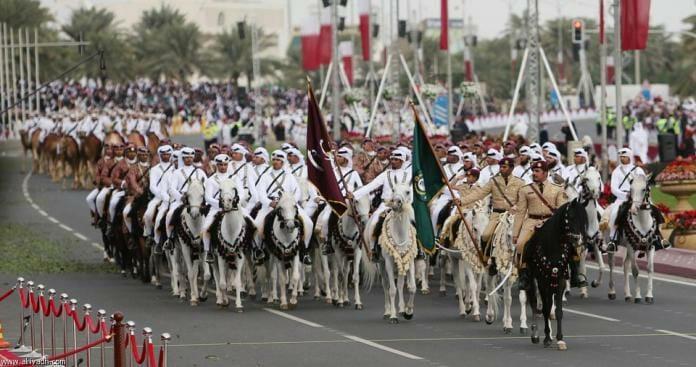 احتفالات قطر باليوم الوطني