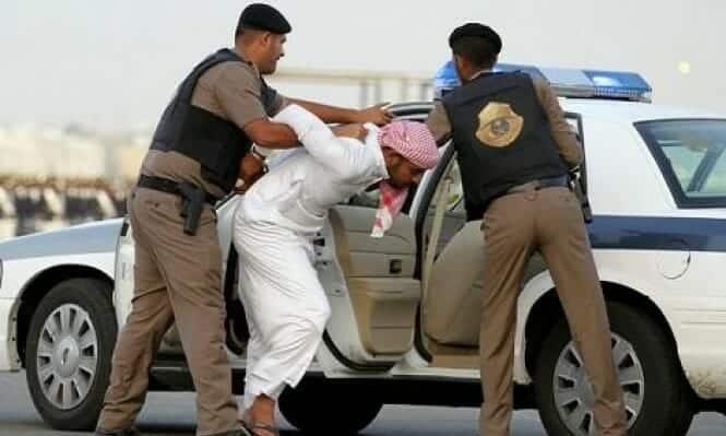اعتقالات في السعودية