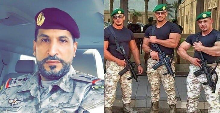 اعتقال الامير فيصل بن محمد بن ناصر آل سعود