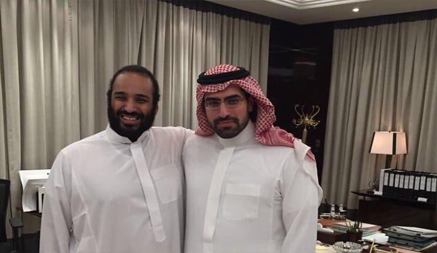الأمير سلمان بن عبدالعزيز ومحمد بن سلمان