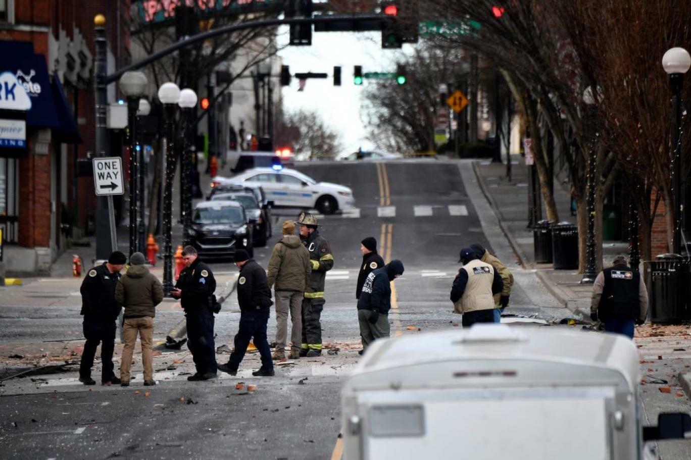 الانفجار الهائل بمدينة أمريكية