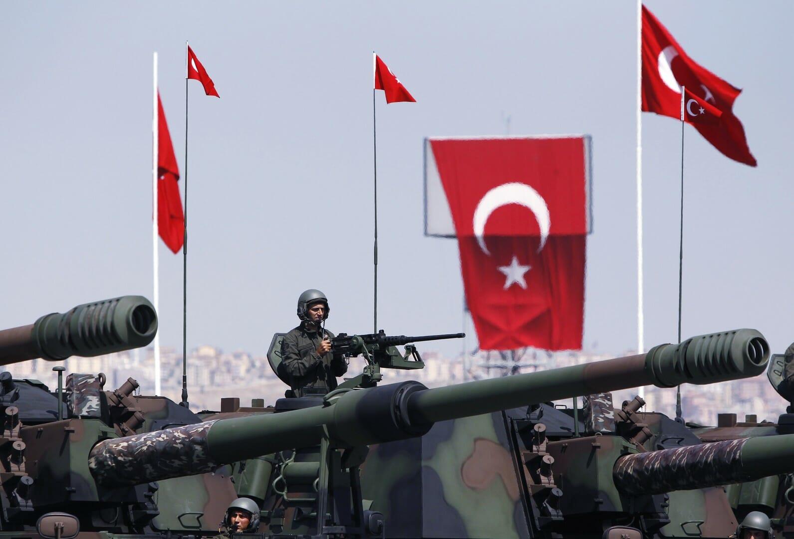 تدخل تركيا في ليبيا