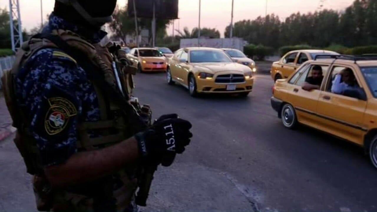 الجيش العراقي جثة ضابط جيش