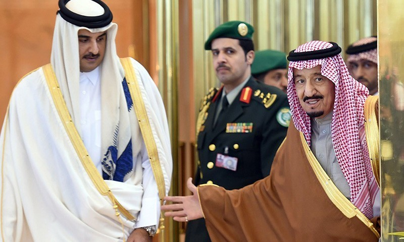 السعودية وقطر