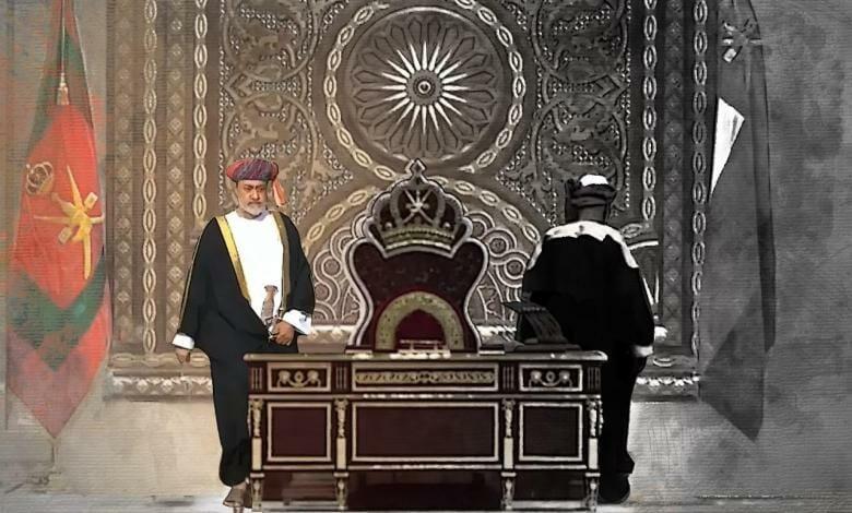السلطان هيثم بن طارق-سلطنة عمان