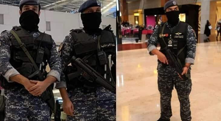 القوات الخاصة تنتشر في المجمعات التجارية في الكويت