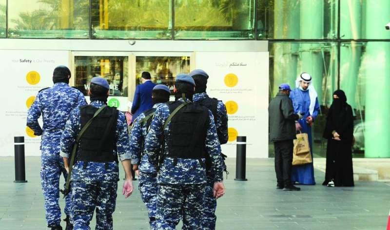 القوات الخاصة في الكويت تنتشر بعد ضبط خلية الأحداث التابعة تنظيم داعش