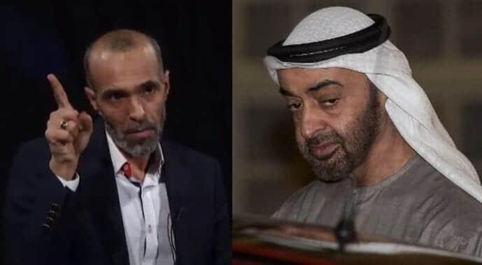 الكاتب الجزائري عبدالله الرافعي يهاجم الإمارات وحكّامها بعد تهديد محمد بن زايد للجزائر