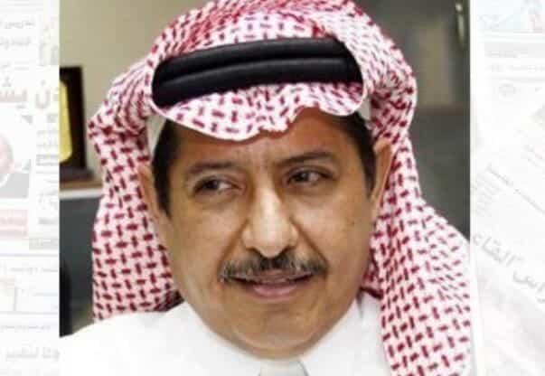 الكاتب السعودي محمد آل الشيخ