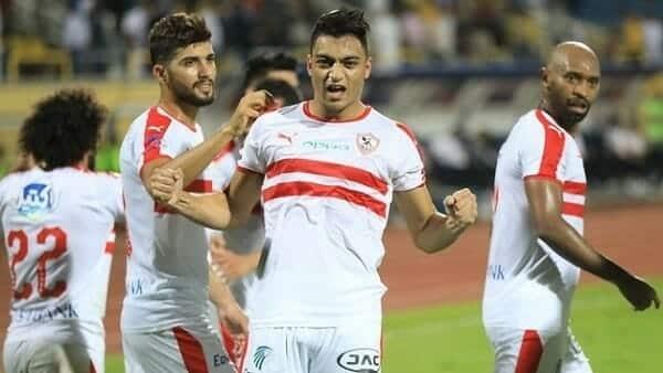 اللاعب المصري مصطفى محمد