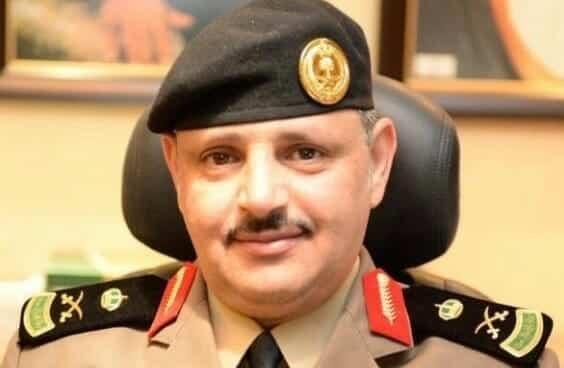 اللواء محمد الأسمري مدير عام السجون السعودية يتوفى بالتزامن مع الحكم على لجين الهذلول