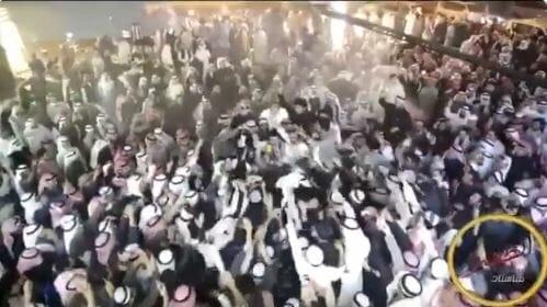 المرشح الكويتي ثامر السويط