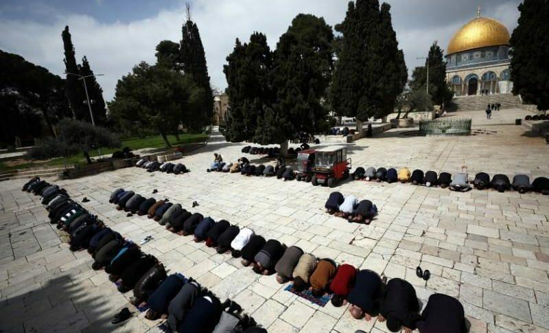خطة إسرائيلية لجلب السعودية والإمارات للإشراف على المسجد الأقصى.. ابن زايد وافق وهذا تصوره