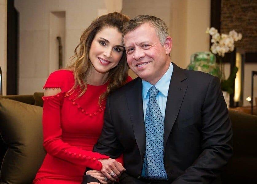 """طلب معلومات عن ممتلكات باسم الملك.. هذا الحكم صدر بحق مواطن أردني بتهمة """"إطالة اللسان على الملكة رانيا"""""""