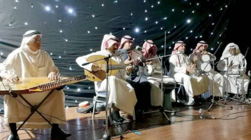 الموسيقى في السعودية
