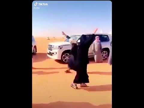 رشا العبدالله ترقص