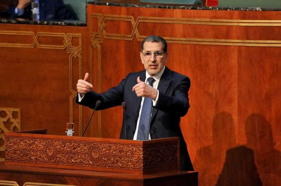 سعد الدين العثماني رئيس حكومة المغرب